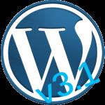 Wordpress 3.1 logo
