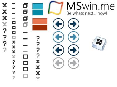 Windows 8 Media Stream Buttons