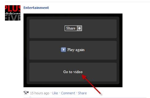 Go to Video Facebook