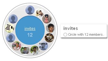 Invite Circle