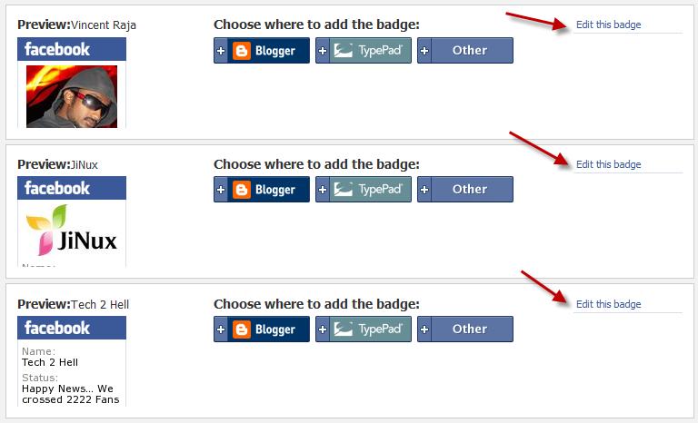 Edit Page badge