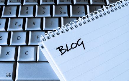 Blog Laptop