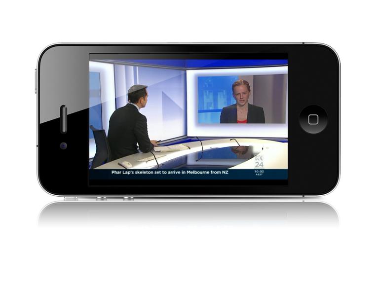 iphone interview app