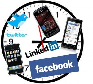 timing of social media