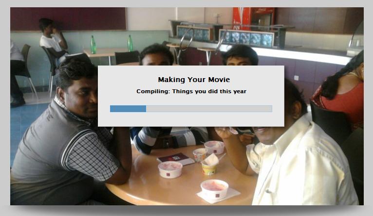 Generating Movie