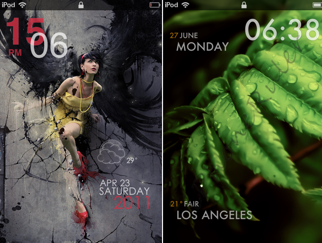 theme for iphone